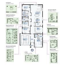 The Dakota Floor Plan by Dakota Simonds Homes South Australia