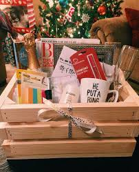 engagement gift basket the 25 best engagement basket ideas on engagement