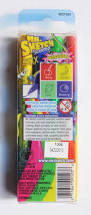 4 count mr sketch scented washable stix markers what u0027s inside the