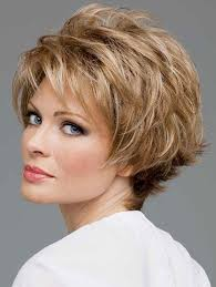 short sassy hair cuts for women over 50 with thinning hairnatural short hairstyles for women over 40