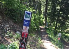 Park City Utah Trail Map by Going Off The Grid To Summit Park Park City Magazine