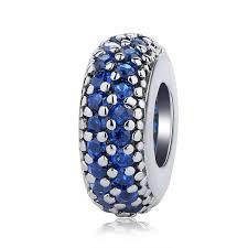 sterling silver beads pandora bracelet images Authentic 100 925 sterling silver beads inspiration clear cz zirconia jpg