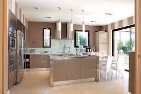 modele cuisine avec ilot central table modele cuisine avec ilot great cuisine ilot central table cuisine