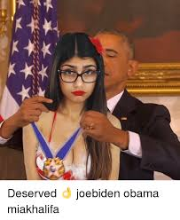 Meme Xx - 주xx deserved joebiden obama miakhalifa meme on sizzle