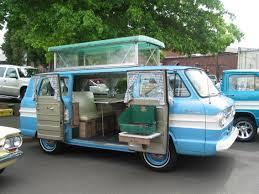volkswagen van hippie interior corvanantics greenbrier