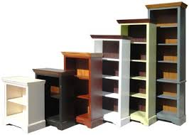 Unfinished Furniture Bookshelves by Bookcases Ideas Amazon Com Oxford 24 Inch White Six Shelf Open