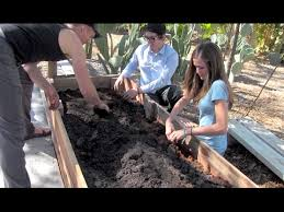 the best soil for a vegetable garden at home