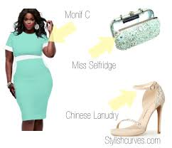 plus size ideas how to wear pastels stylish curves
