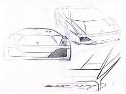 lamborghini sketch lamborghini trademarks huracan name autoevolution