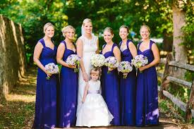 royal blue bridesmaids dresses elizabeth anne designs the