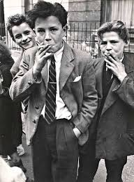 the teddy boys hairstyle 1950s teddy boys style trends history pictures