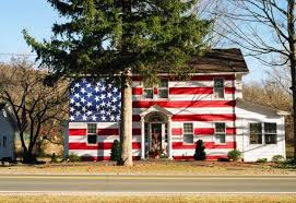 patriotic decorations 30 patriotic home decoration ideas in white blue and colors