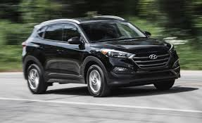 hyundai jeep 2017 2016 hyundai tucson se 2 0l fwd first drive u2013 review u2013 car and driver