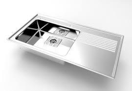 Kitchen Sink Frame by Teka Frame 1b 1d 3d Printable Model Cgtrader