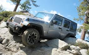 jeep earthroamer rubicon4wheeler 2012