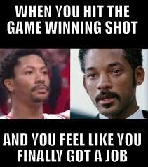 Rose Memes - derrick rose memes follow game winner the latest hip hop news