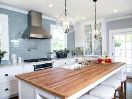 Large Kitchen Island Designs Best 25 Butcher Block Island Ideas On Pinterest Kitchen Island