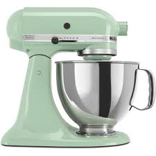 Kitchen Aid Colors by Kitchenaid Artisan 5 Qt Pistachio Green Stand Mixer Ksm150pspt