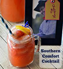 Drinks With Southern Comfort Southern Comfort Cocktail A Real Crowd Pleaser My Sweet Sanity
