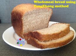 Wholemeal Bread Machine Recipe Tangzhong Method Bread And Simple Easter Lunch Bento Days