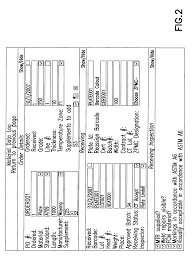 Quality Control Report Sample Patent Us7873495 Welding Quality Control And Monitoring System