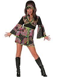 halloween hippie costume black hippy dress costume 4472 fancy dress ball