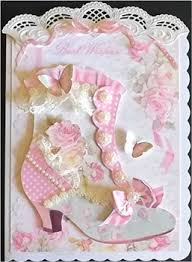 chic cards kit with re usable templates
