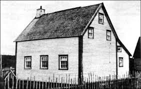 what is a saltbox house newfoundland folk architecture