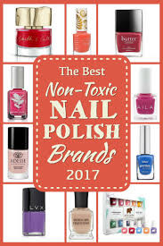 the best non toxic nail polish brands 2017 5 free 7 free u0026 8