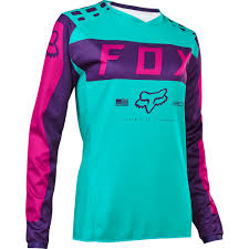 kids motocross gear combo fox 2017 mx new 180 purple pink seafoam jersey pants womens