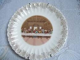lord s supper plates sanders mfg co lord s supper decorative 10 plate edition