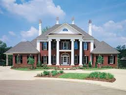 neoclassical homes greek revival house plans eplans neoclassical house plans 6241