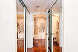 Mirror Closet Doors Updating Your Bedroom With Mirrored Closet Doors