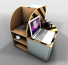Flat Pack Computer Desk Free Delivery Flat Pack Modular Pizza Box Furniture Kit