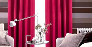 Red Blackout Blind Curtains White Eyelet Blackout Curtains Affinity Grey Metallic
