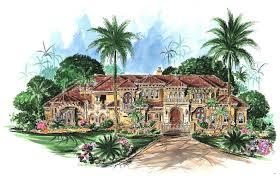 luxury mediterranean home plans home design palacio