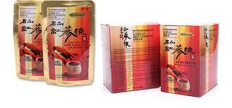 Daftar Ginseng Korea murah ginseng sari ginseng merah korea daftar harga