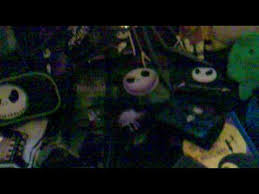 Nightmare Before Christmas Bedroom Stuff Nightmare Before Christmas Room So Much Stuff Youtube