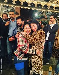 actress zhu zhu wraps tubelight shoot