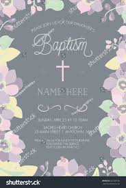 baptism christening first holy communion confirmation stock vector