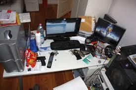 3 Meter Schreibtisch Zeigt Her Eure Schreibtische