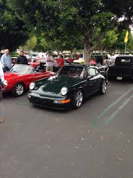 british racing green british racing green ruf 964 porsche