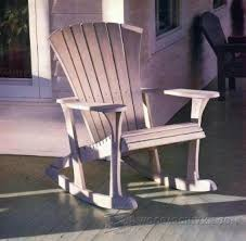Plans For Outdoor Rocking Chair by Best 25 Rocking Chair Plans Ideas On Pinterest Adirondack