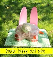 Easter Bunny Lawn Decoration Kit by 25 Wonderful Diy Easter Bunny Cakes