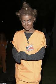 Call Duty Black Ops 2 Halloween Costumes Julianne Hough Apologises Controversial Orange