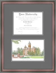 auburn diploma frame auburn tigers college graduation diploma frame and