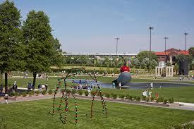 Walker Art Center Sculpture Garden How Does A Sculpture Garden Grow