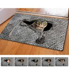 novelty door mat rubber backed bathroom kitchen area rugs funny