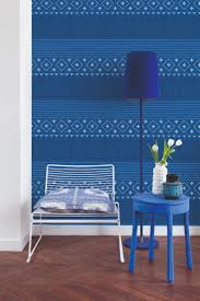 233 best wall design images on pinterest home wallpaper and spaces blue wallpaper blauw behang collection bont bn wallcoverings wallpaper stickersstriped