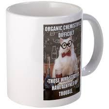 cafepress chemistry cat mug unique coffee mug 11oz coffee cup